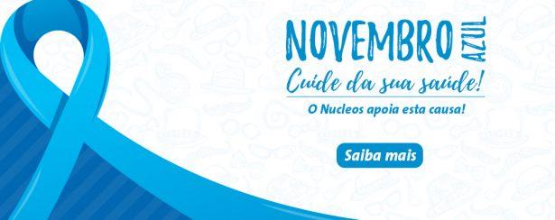 Novembro Azul 2019